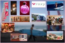 Product Launch in Biarritz, Roxy