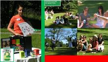 Picnic in the Park Event, Benetton