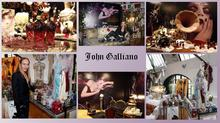 Product Launch Paris, John Galliano